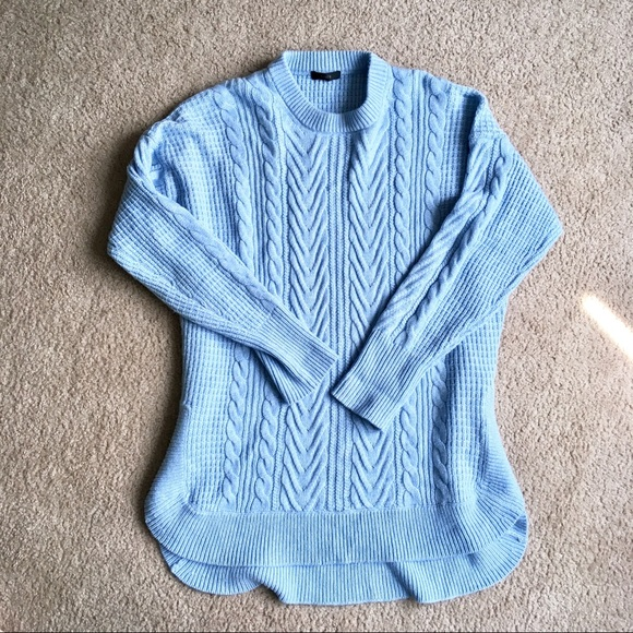 2397a74dac23f9 J. Crew Sweaters | J Crew Oversized Tunic Cable Knit Sweater | Poshmark